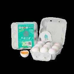 隆昌牧場鮮力蛋 (白蛋)  -四盒組