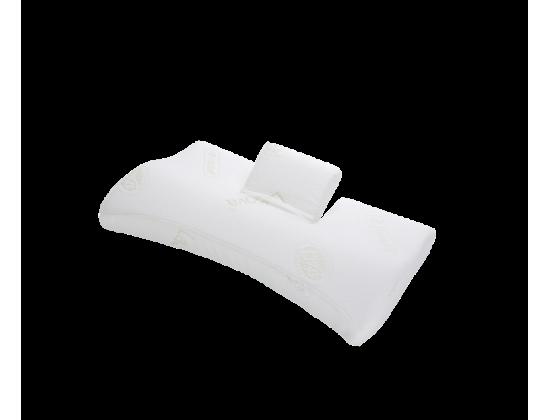 【宅家好眠】鬆頸舒眠枕套組 1+1+1