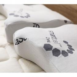 LaSova總裁枕 親膚抑菌枕套(配件枕套)