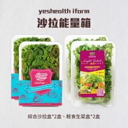 沙拉能量蔬菜箱(含運)